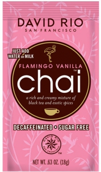 David Rio Flamingo Vanilla Chai 18 g